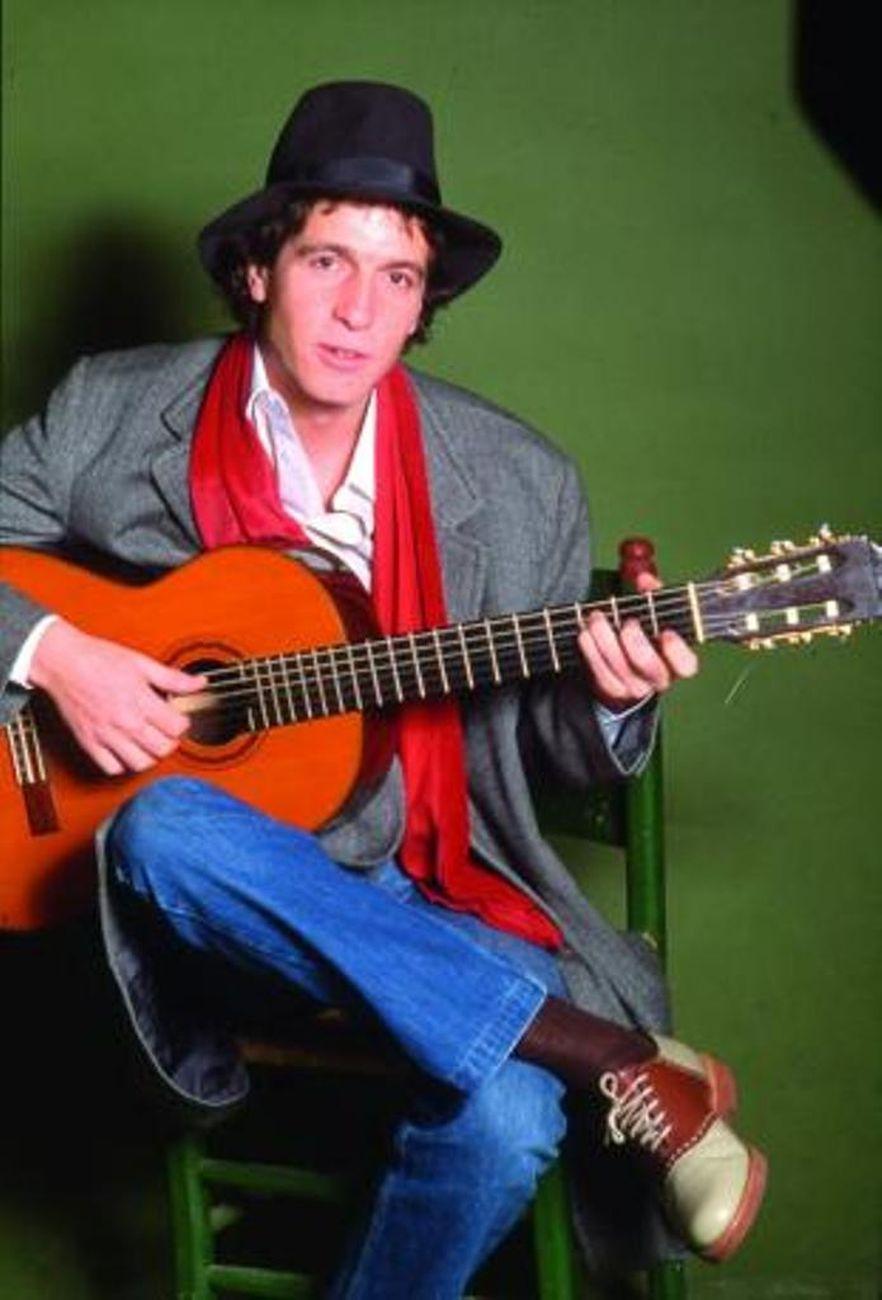 Rino Gaetano nel 1974