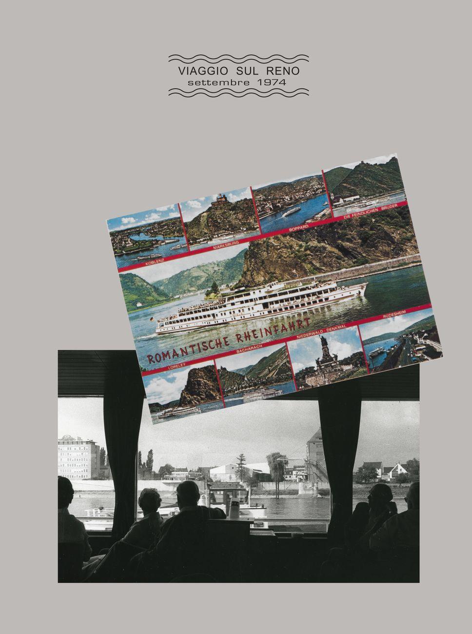 Ugo La Pietra – Viaggio sul Reno (Artphilein, Lugano 2020) _cover