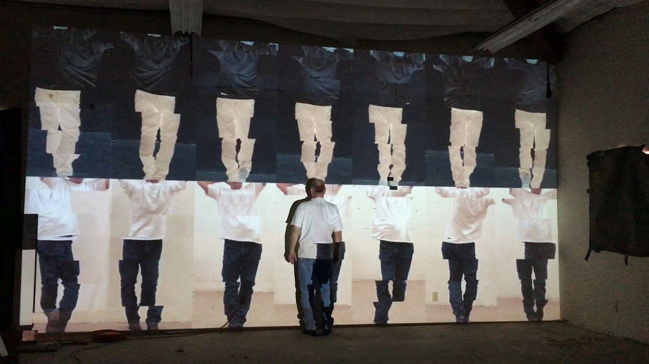 Finalmente parte anche la grande mostra di Bruce Nauman a Venezia