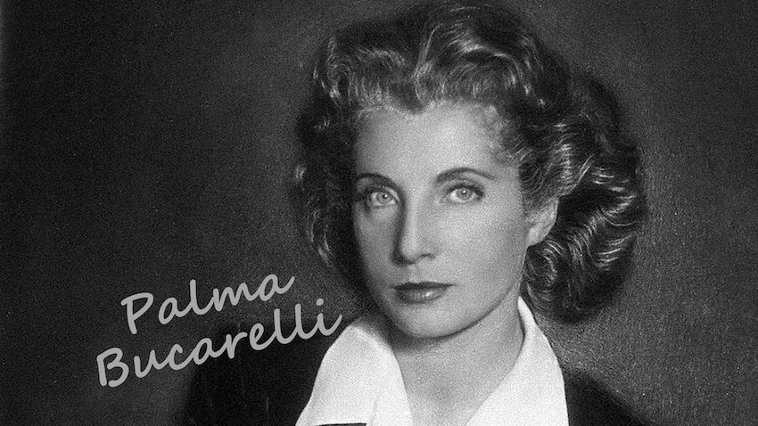 La Prima Donna che - Palma Bucarelli