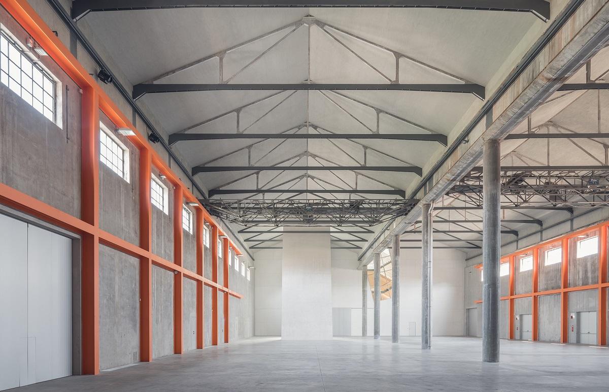 Fondazione Prada - Deposito - Foto Delfino Sisto Legnani