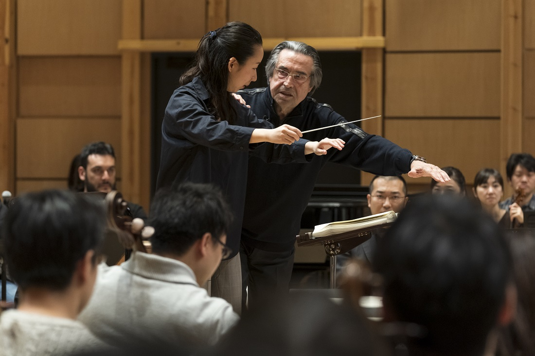 Riccardo Muti Italian Opera Academy - Tokyo 2019 - Foto © Satoshi Aoyagi