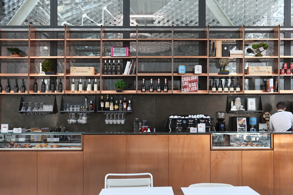 ADI Design Museum di Milano, Officina Design Lounge