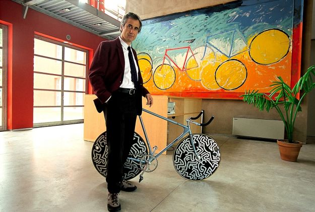Cinelli, Laser by Keith Haring and Antonio Colombo, 1987