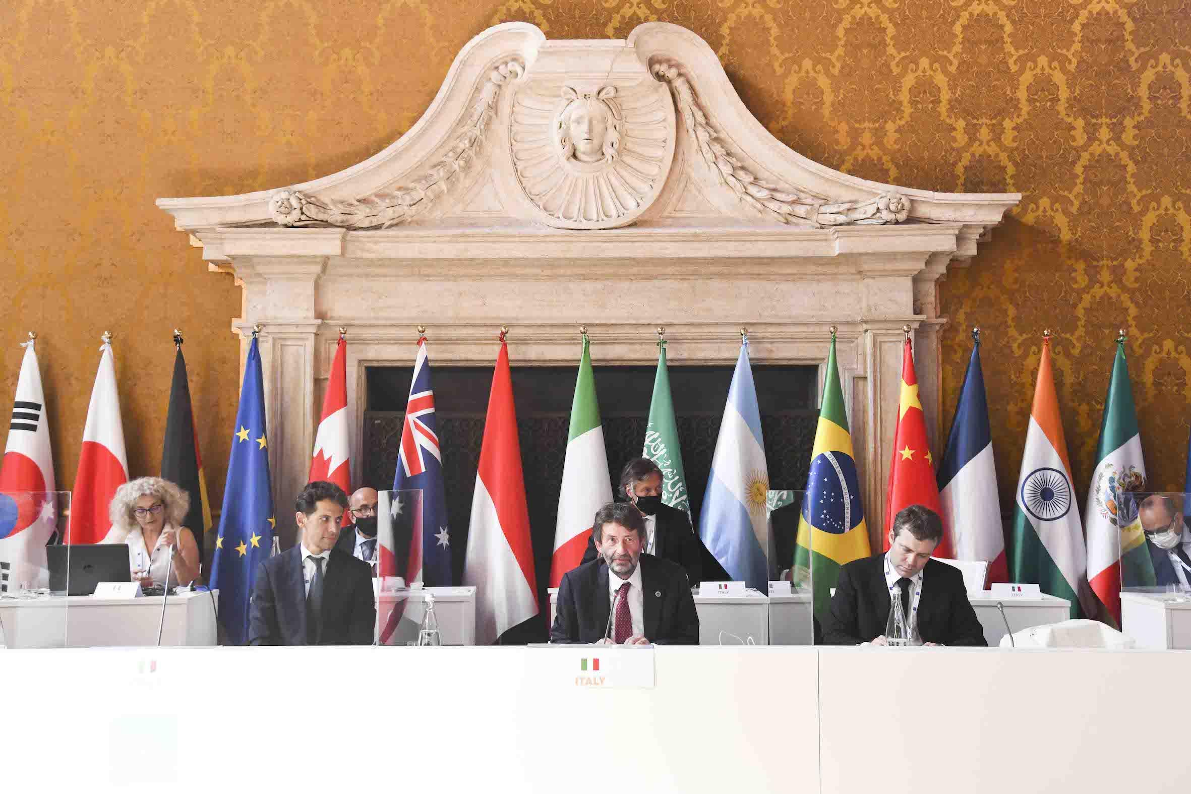G20 Cultura, approvata Dichiarazione di Roma