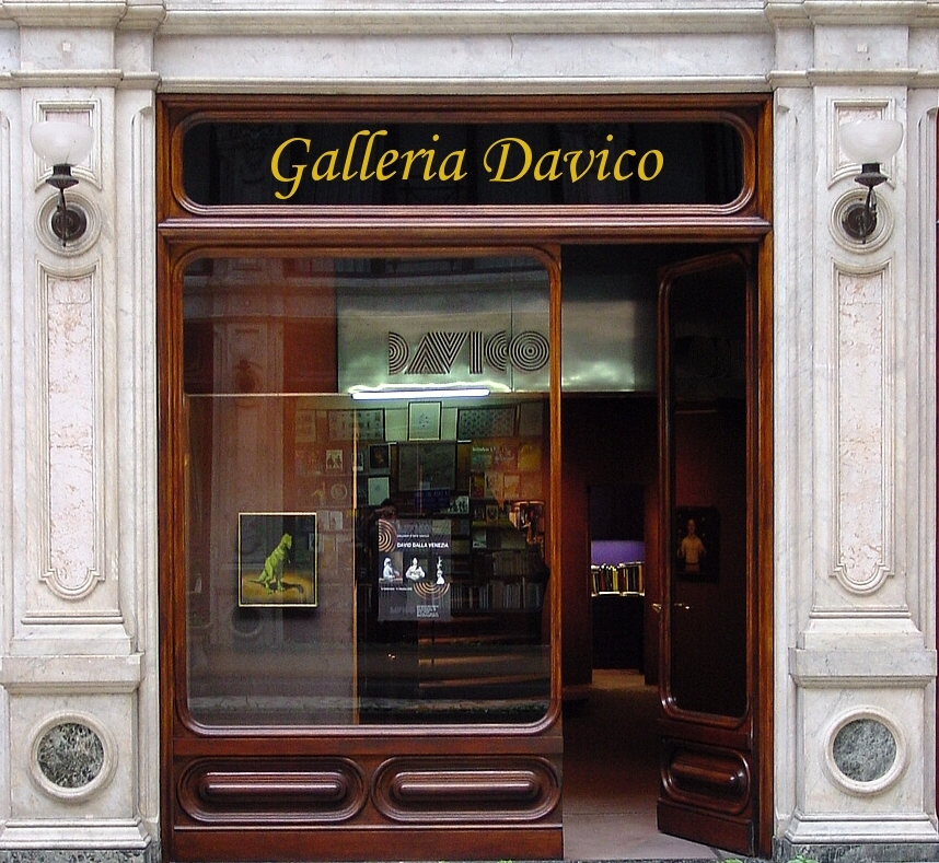 Galleria Davico, Torino, courtesy Sabatino Cersosimo