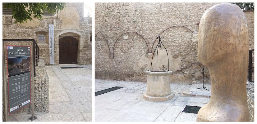 Palazzo Pascali - Foto diurna
