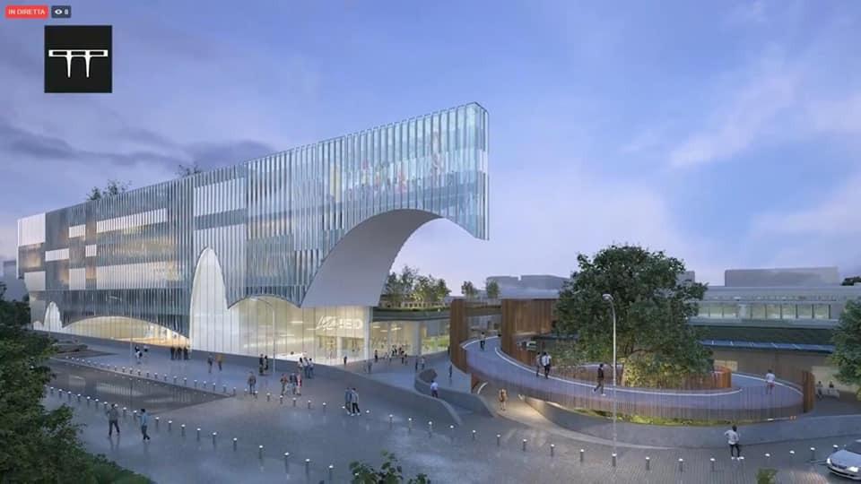 Il progetto Aria di Milano