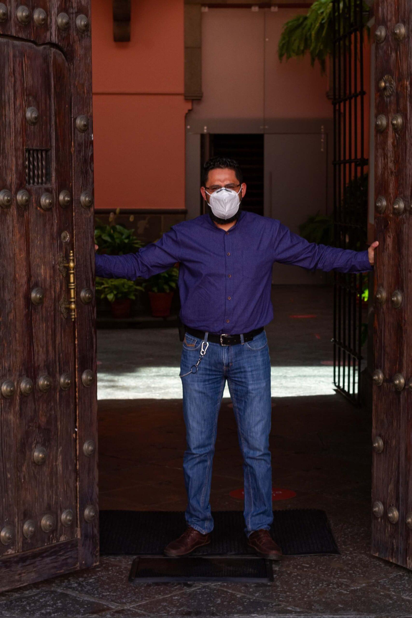 La riapertura del Museo Amparo di Puebla