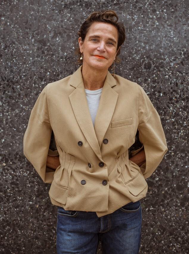 Letizia Ragaglia, Director of Kunstmuseum Liechtenstein. Photo Sandra Maier.