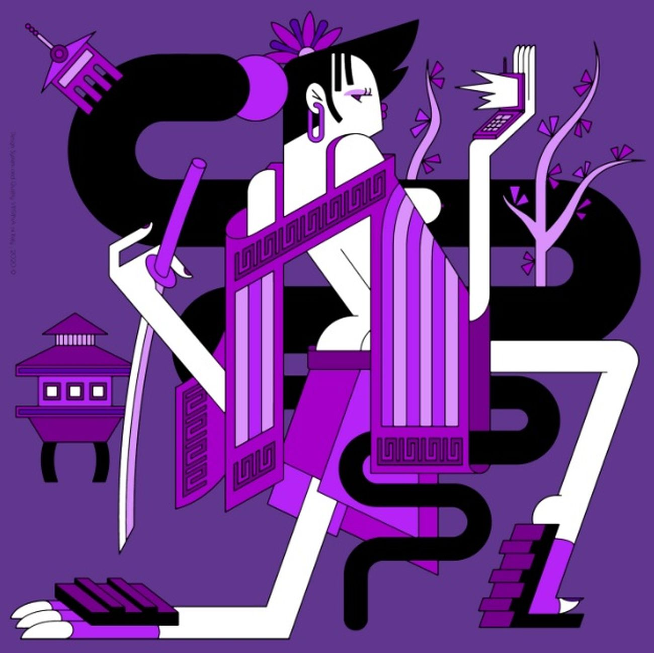 Lucrezia Viperina, Anime Music