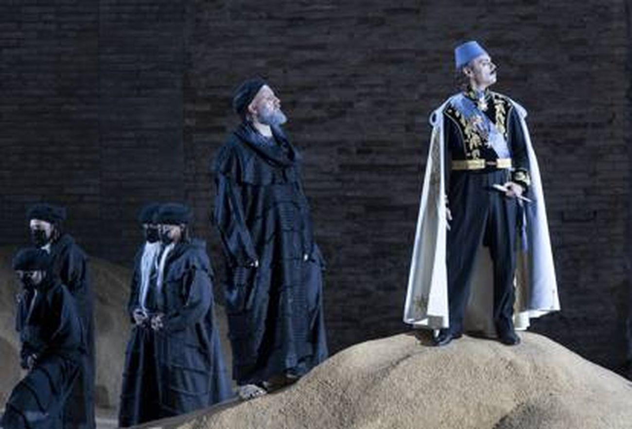 Macerata Opera Festival 2021. Aida