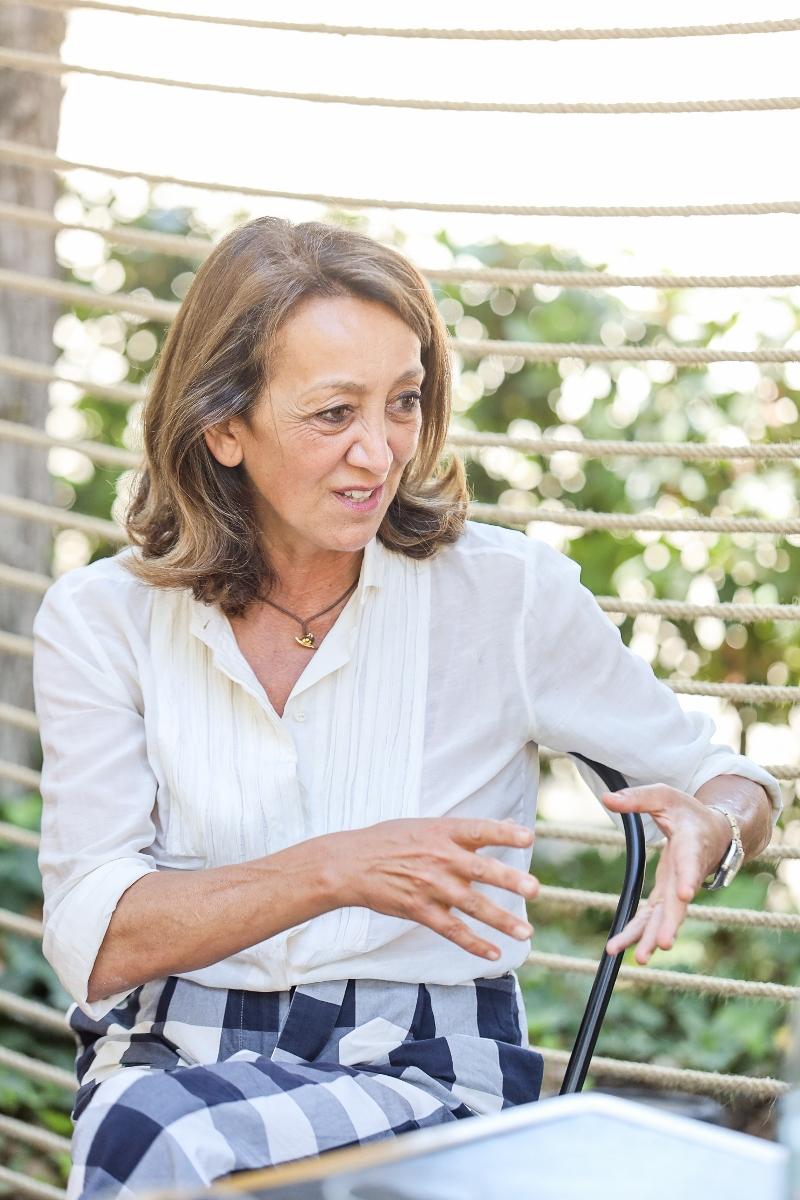 Maria Concetta Monaci - Presidente Fondazione Capalbio ©Leonardo Puccini