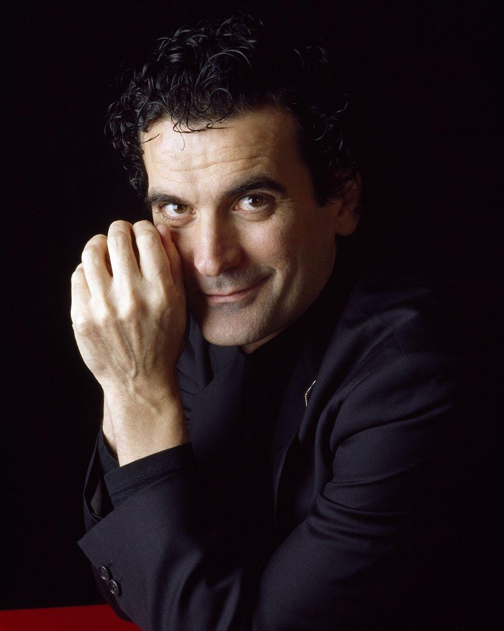 Massimo Troisi. Photo Pino Settanni - Archivio Luce