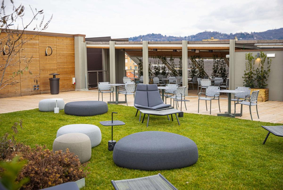 Otium, luxury spa e loungebar