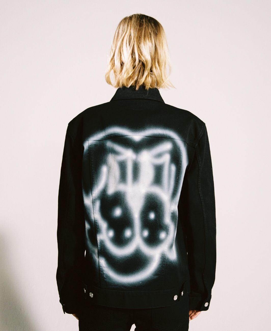 Parigi fashion week. Chito per Givenchy