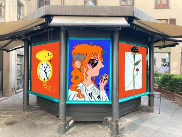 Progetti degli studenti del Liceo Artistico Passaglia di Lucca