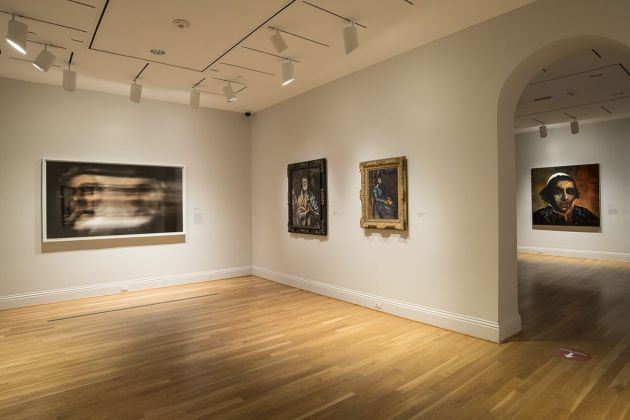 Seeing Differently. Exhibition view at Phillips Collection, Washington D.C. 2021. Photo Lee Stalsworth