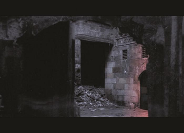 Shirin Abu Shaqra, Conversations with Changes, 2010. Video di animazione, 12 min. Courtesy Studio la Città – Verona