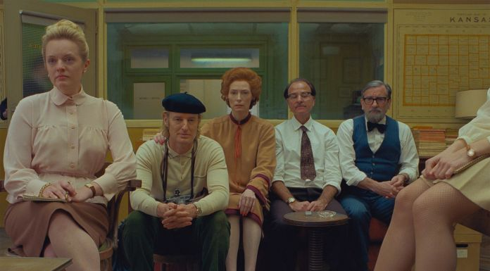 The french dispatch, Wes Anderson
