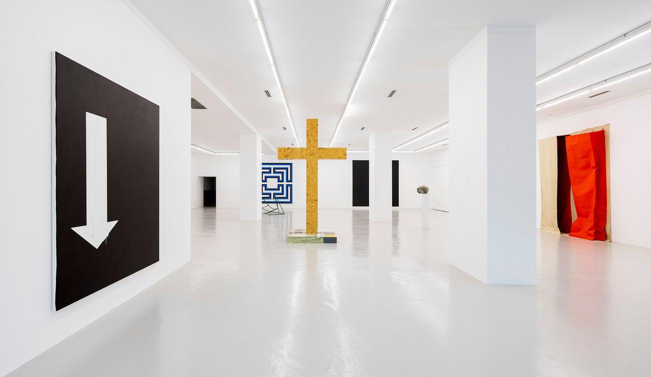 X_minimal. Exhibition view at Cassina Projects, Milano 2021. Photo Roberto Marossi. Courtesy Cassina Projects