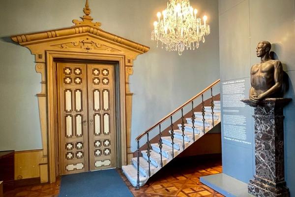 Appartamenti del duca d'Aosta al Castello di Miramare
