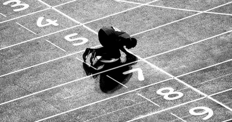 Rio 2016 Olympic games - August 2016. Jamaica's Usain Bolt in 200 m final. (photo by Alessandro Trovati /Pentaphoto/Mate Image)