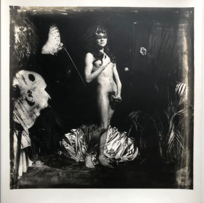 Joel-Peter Witkin, Botticelli's Venus, 1982 © Joel-Peter Witkin. All Rights Reserved