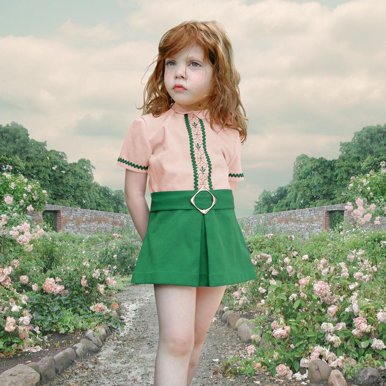 Loretta Lux, The Rose Garden, 2001 © Loretta Lux, Courtesy Yossi Milo Gallery, New York