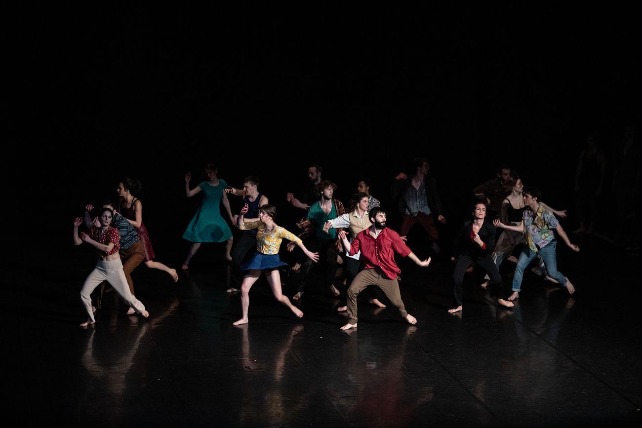 Alessio Maria Romano, Choròs. Il luogo dove si danza. Photo Andrea Macchia