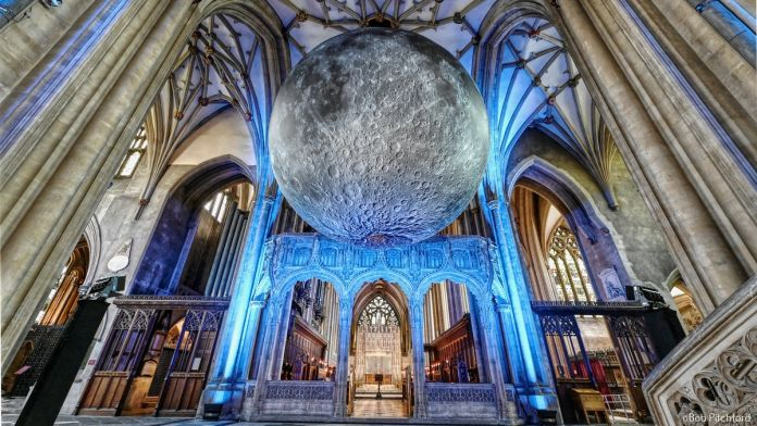 Bristol Cathedral photo by Bob Pitchford
