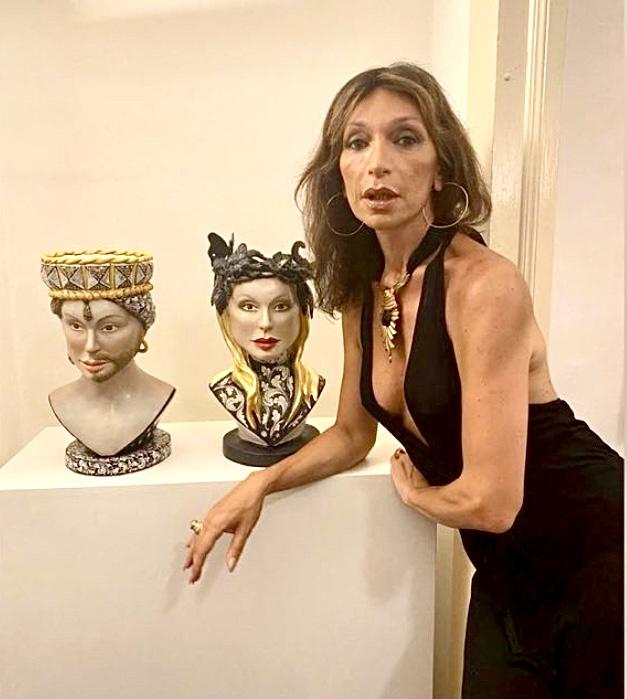 Cori Amenta credits GALLERIA SPAZIONOTO