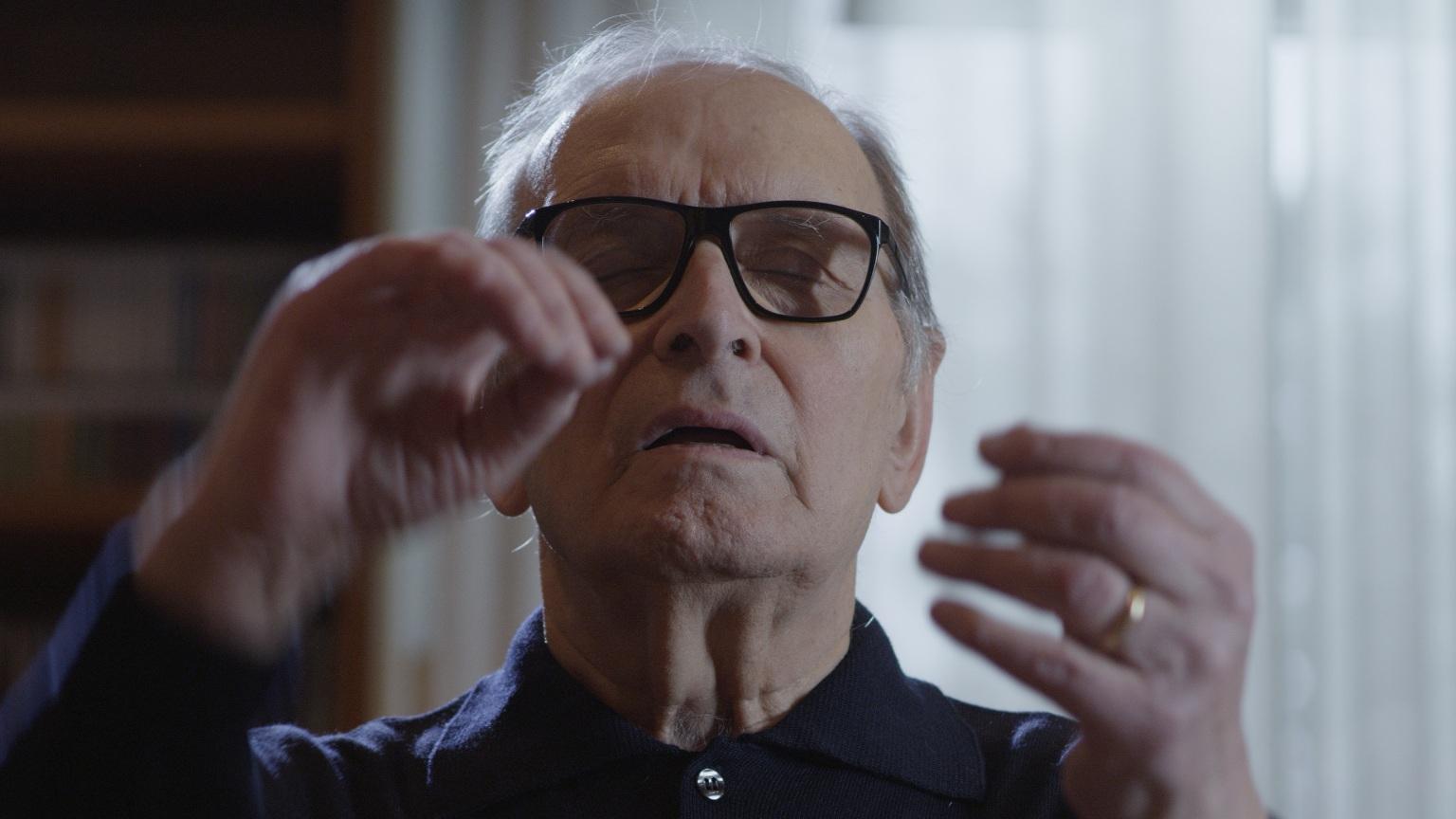 """Ennio"""", il nuovo film di Giuseppe Tornatore"""