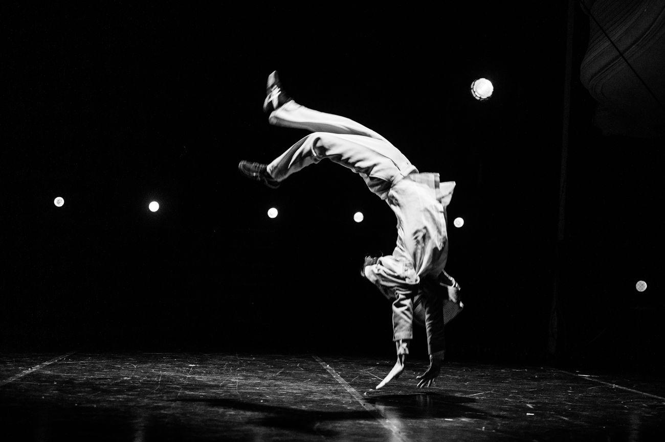 Gelsomina Dreams, compagnia blucinQue. Photo Andrea Macchia