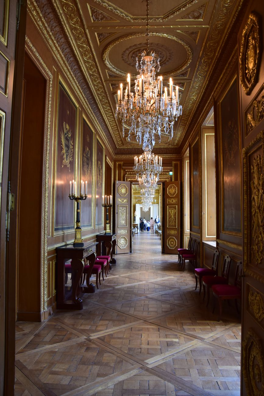 Hôtel de la Marine, Parigi © Photo Dario Bragaglia