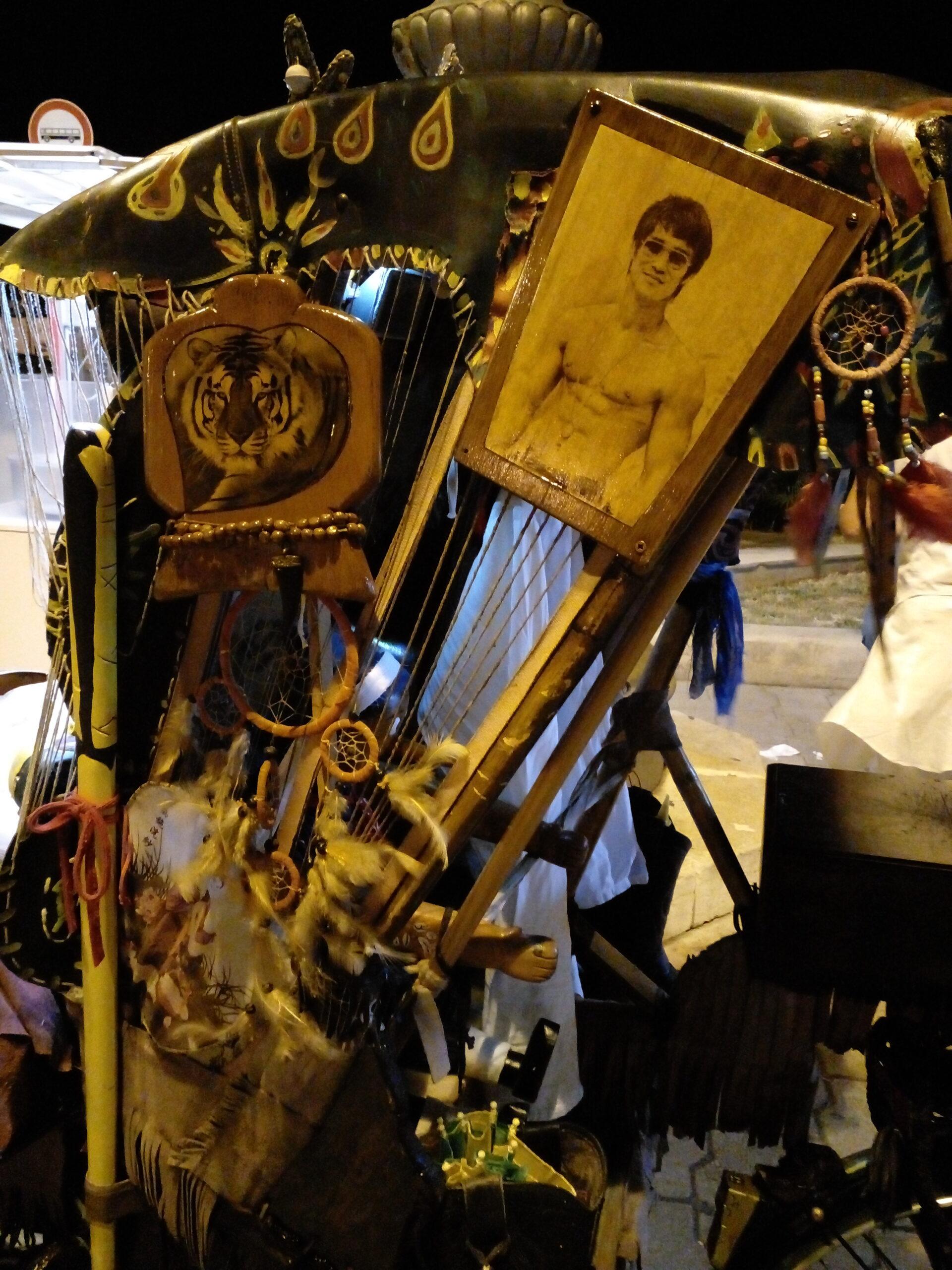 Il carretto di Nico delle summenda, Barletta, 20 luglio 2021