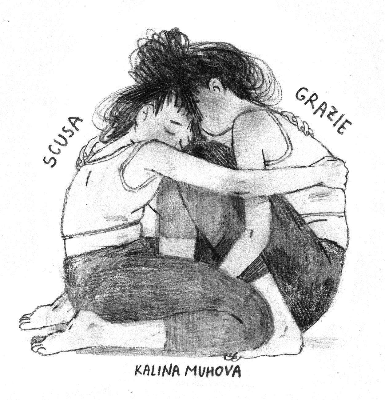Kalina Muhova. GrazieScusa © Kalina Muhova