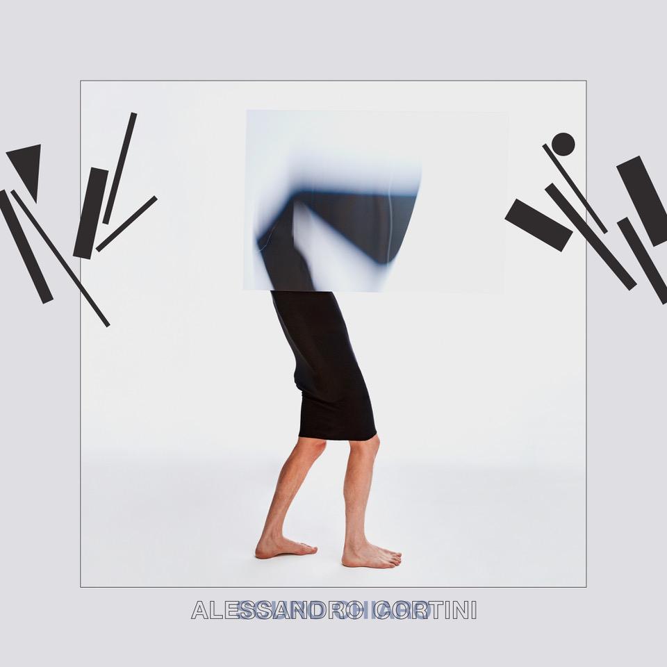 La copertina dell'album Scuro Chiaro di Alessandro Cortini, Mute Records 2021