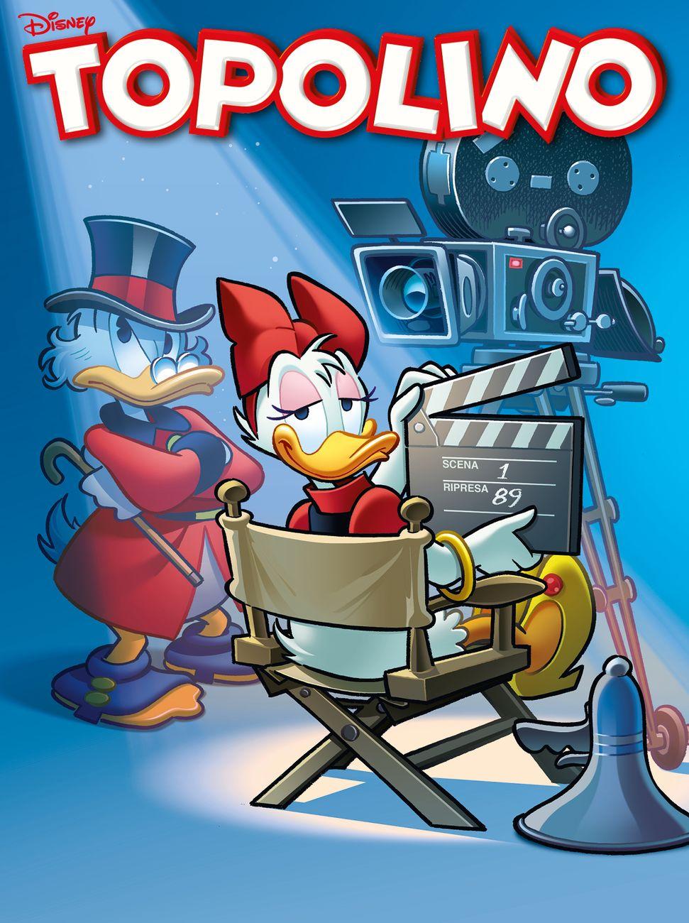 La copertina di Minni Gondoliera e la Grande Regata del Doge (Panini Comics, 2021)