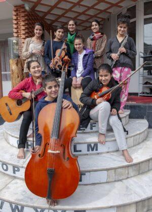 Le donne afghane negli scatti di Carla Dazzi. Courtesy Carla Dazzi