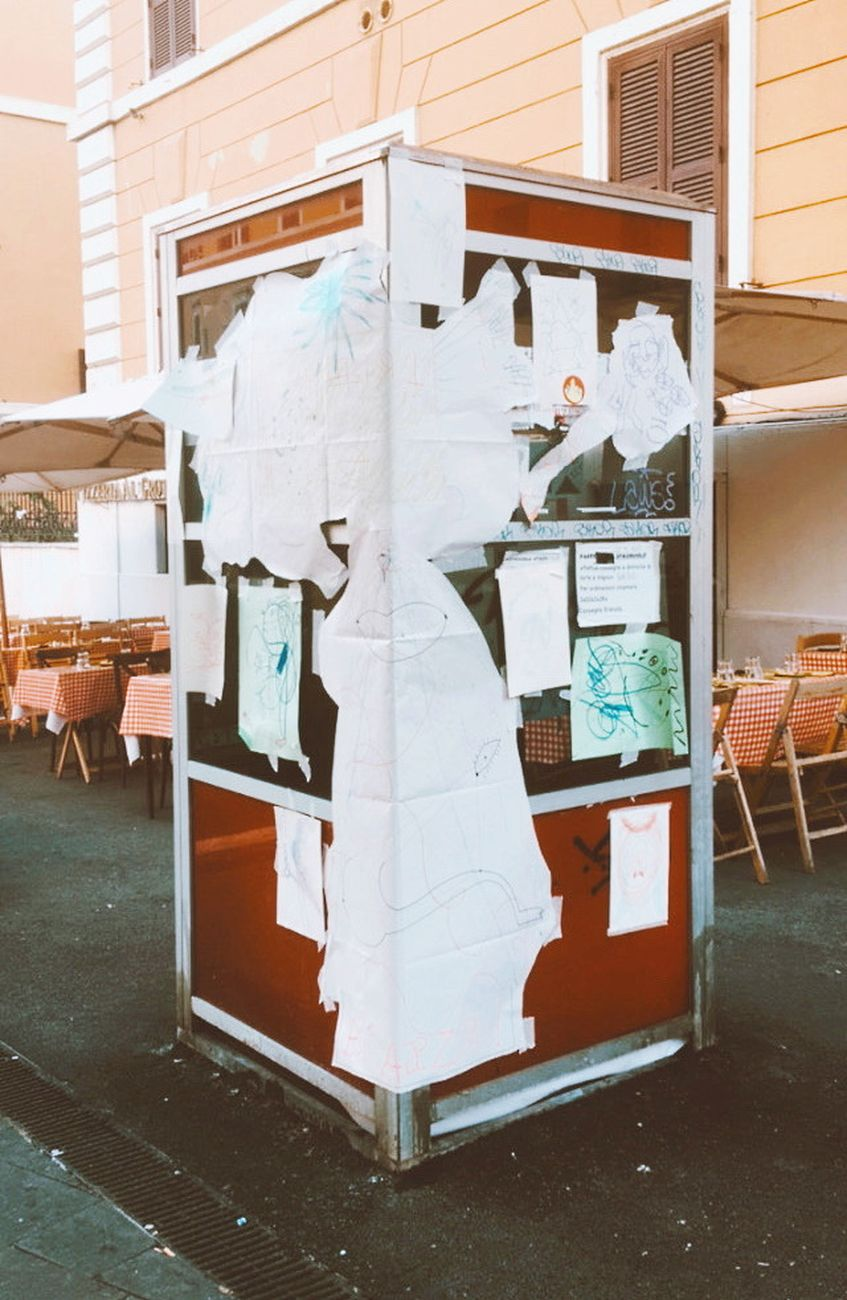 Lightbox + cabina. Doppia transpersonale di Jacopo Natoli, Roma, 2020