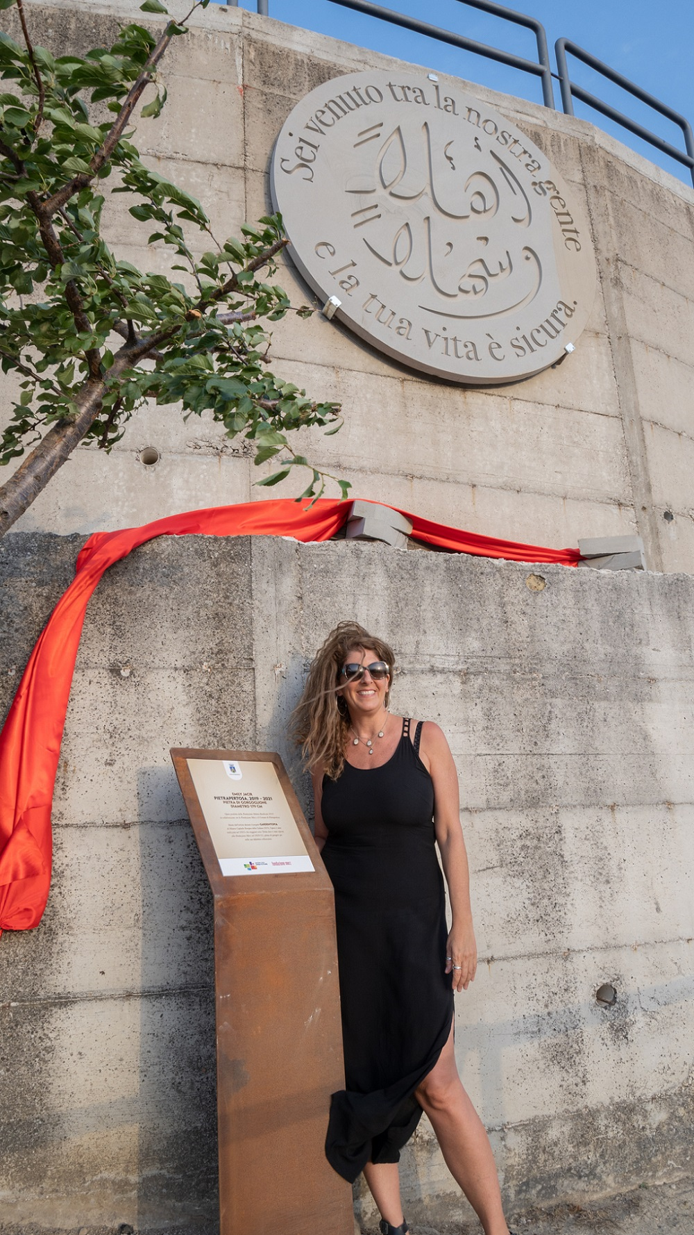 Matera 2019, a Pietrapertosa l'opera dell'artista Emily Jacir