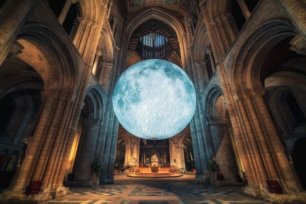 Museum of the Moon at Ely Cathedral