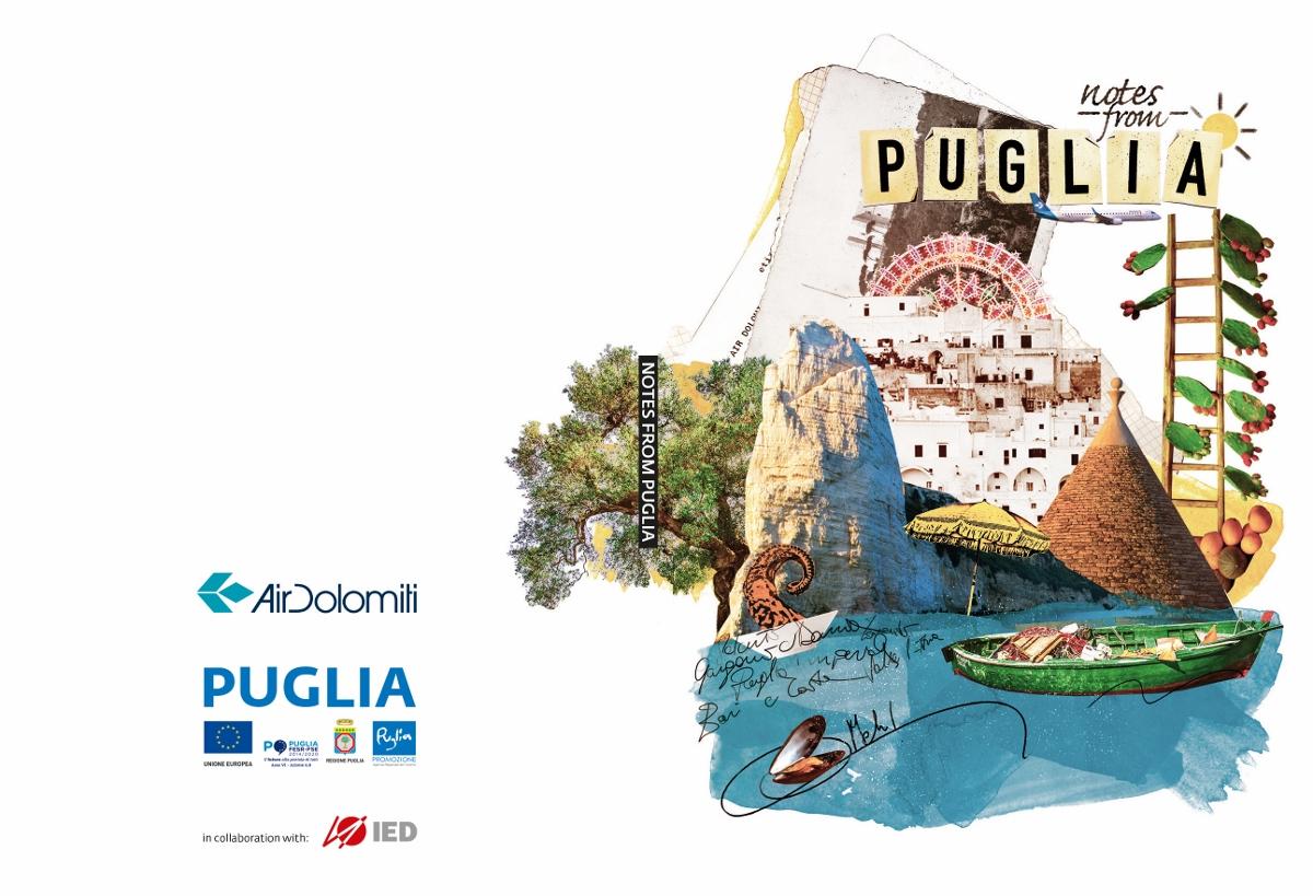 Notes From Puglia, Alessio Palazzi