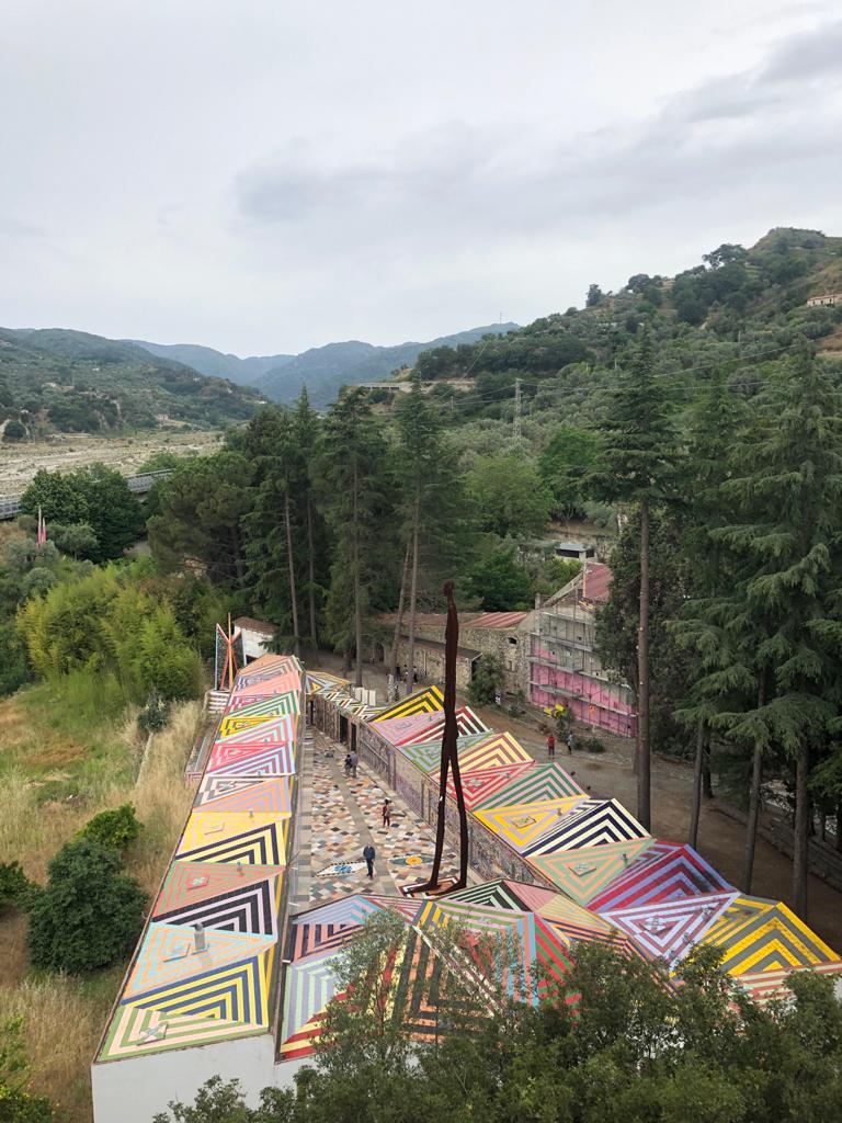 Parco Musaba, Mammola 2021. Photo Antonio Mirabelli