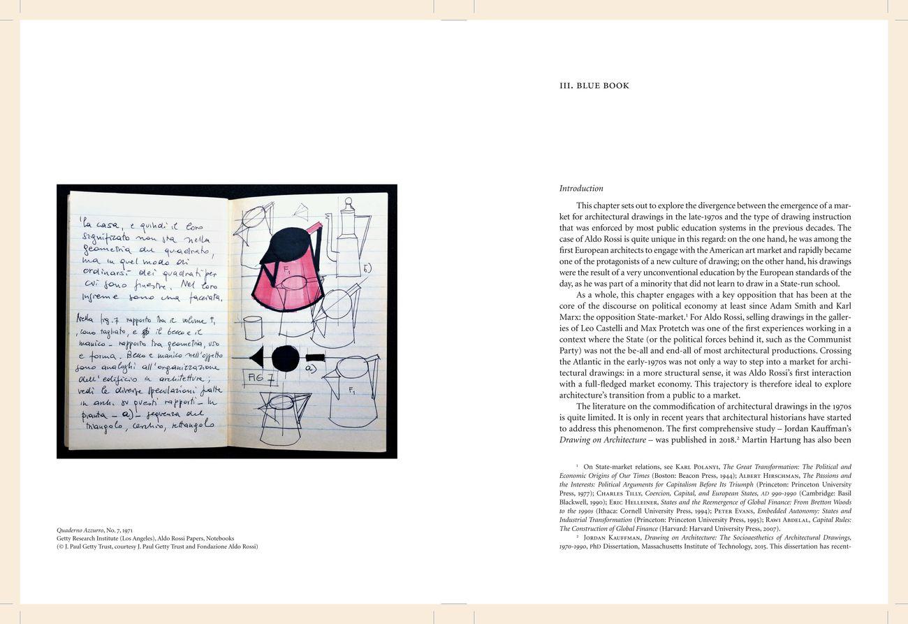 Sebastiano Fabbrini, The State of Architecture: Aldo Rossi and the Tools of Internationalization. Il Poligrafo, Padova 2020. Courtesy l'editore