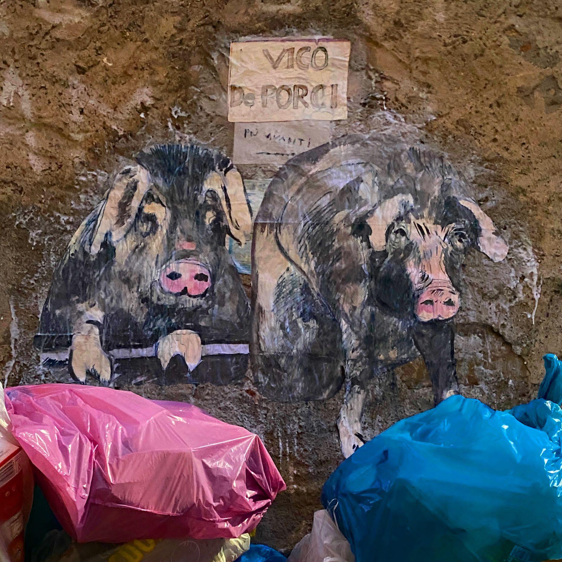 TVBOY, La Sicilia è una perla... non diamola ai porci. Credits Tvboy