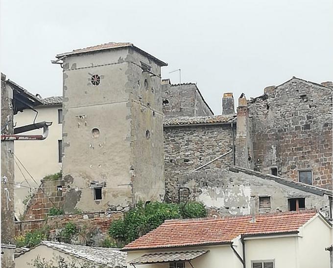 Torre di Sipicciano, futuro Micro Museo della Tuscia
