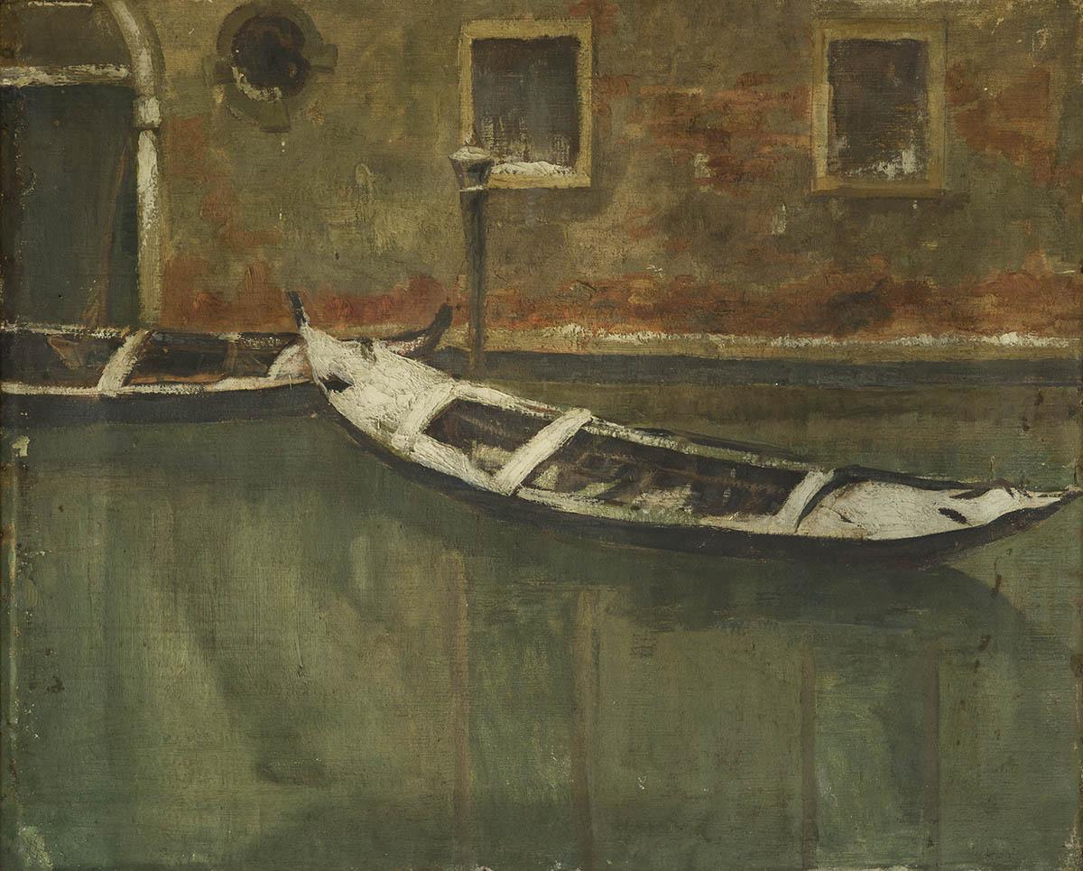Un'opera di Rita Ravà. Courtesy Pietro Mari