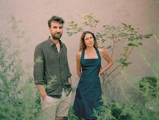 Valentina Ciuffi & Joseph Grima _ph. Elisabetta Claudio